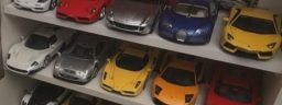 4 Benefits of Collecting Model Cars