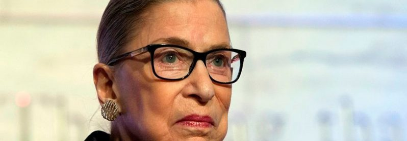 Justice Ginsberg Apologizes for Trump Comments